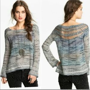 🌟HP🌟Free People Morning Bell Sweater